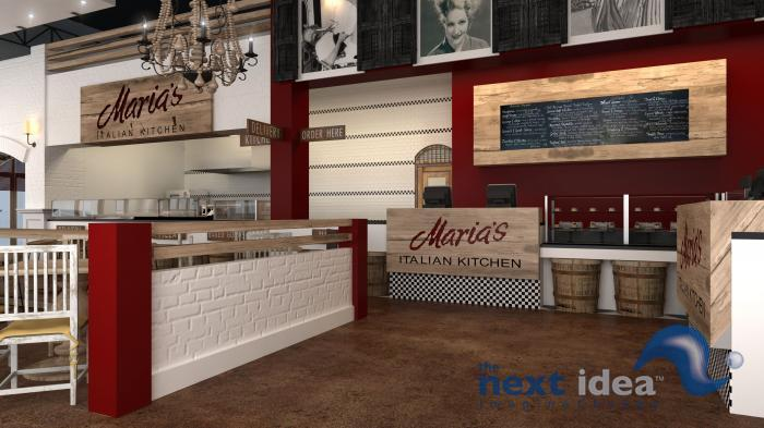 Marias Italian Kitchen